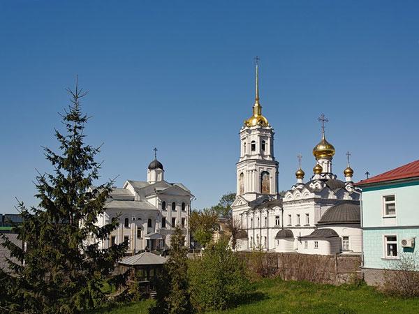 Спасо-Преображенская (Карповская) церковь