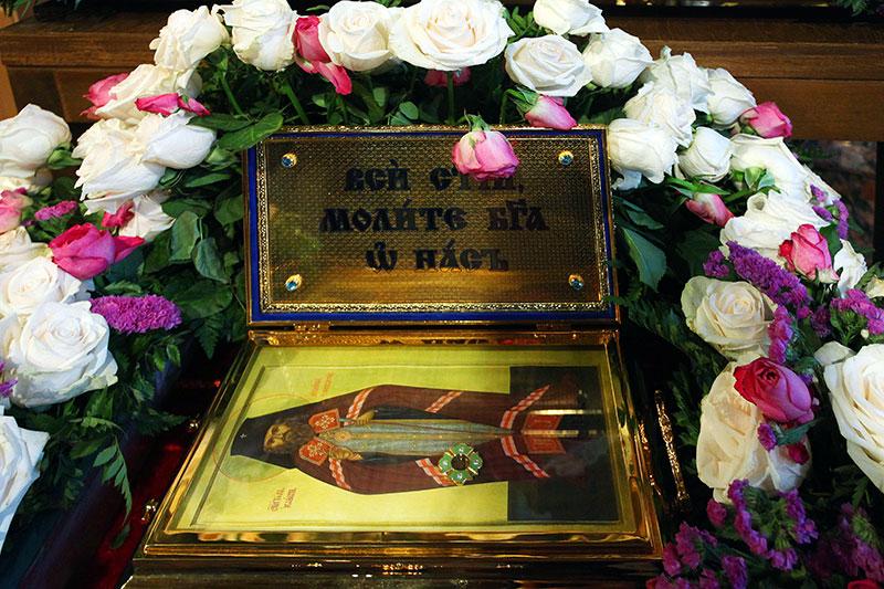 В Карповке почтили подвижника современности — святителя Иоанна Шанхайского
